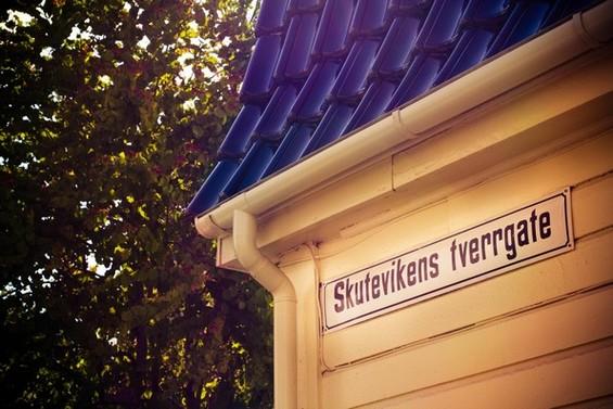 Bergen city streets