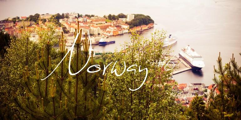 Norvège, Part VI – Bergen & ses hauteurs.