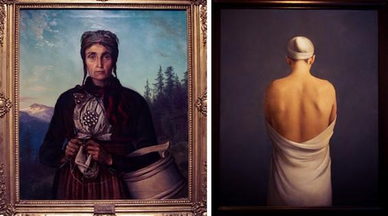 reflect portrait
