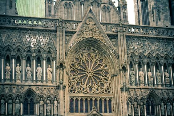 Monument gothique