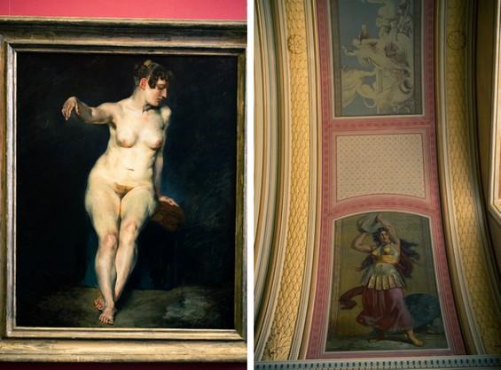 Peinture murale et plafond