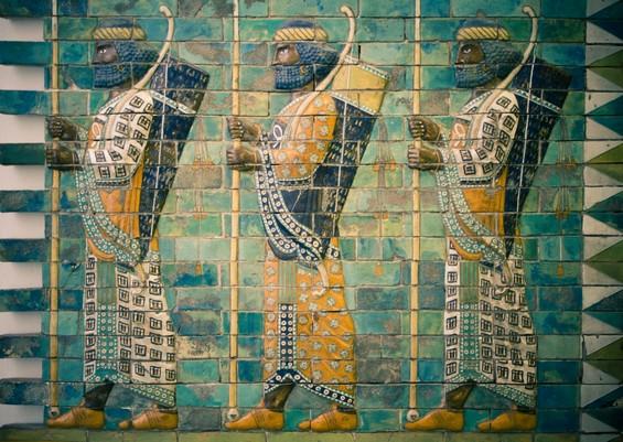 Mosaique art islamique