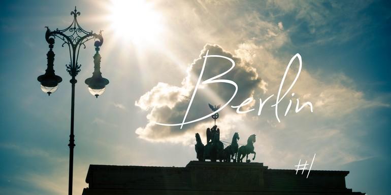 Berlin, Ich bin ein Berliner – Part I, #La ville