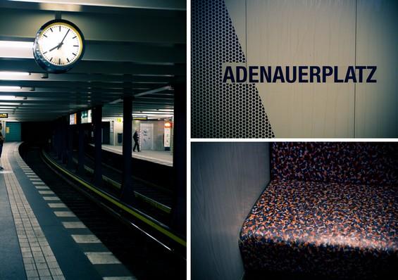 Subway indoor
