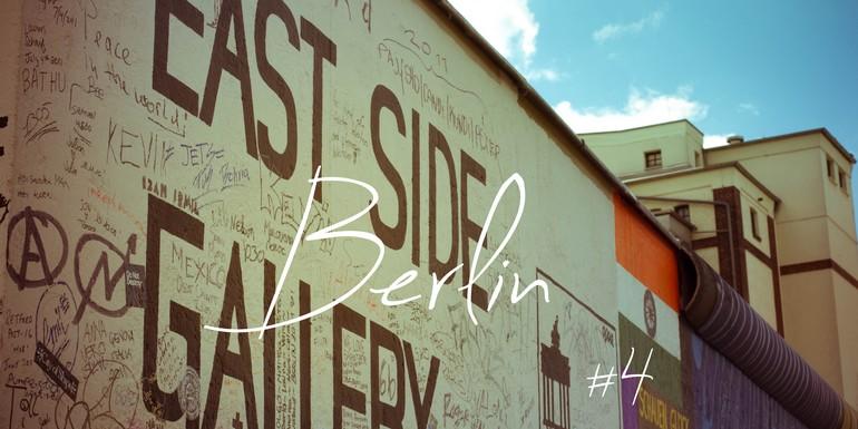 Berlin, Ich bin ein Berliner – Part IV, #Culture extérieure.