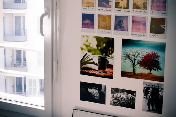 Bureau/chambre d'amis photographies