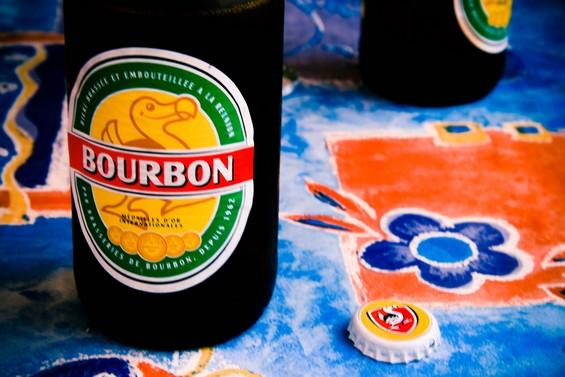 La Bourbon !
