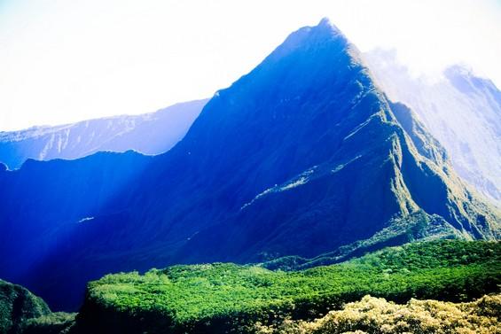Pic montagneux