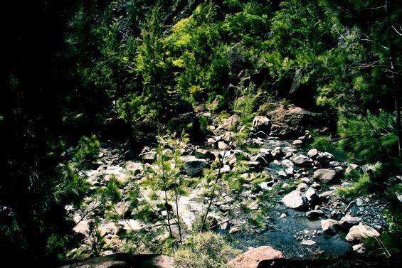 Entre eau et cailloux