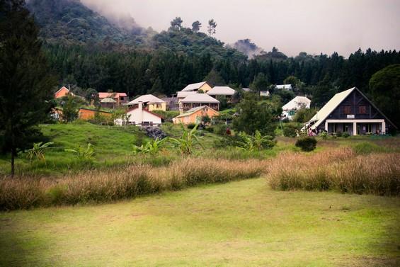 Village de La Nouvelle