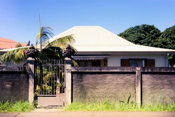 Maison typique de l'île