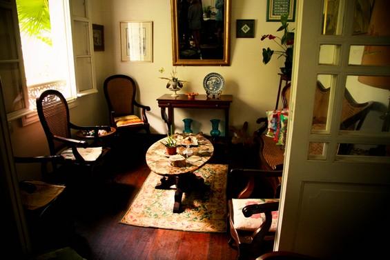 vue intérieure de la maison Folio