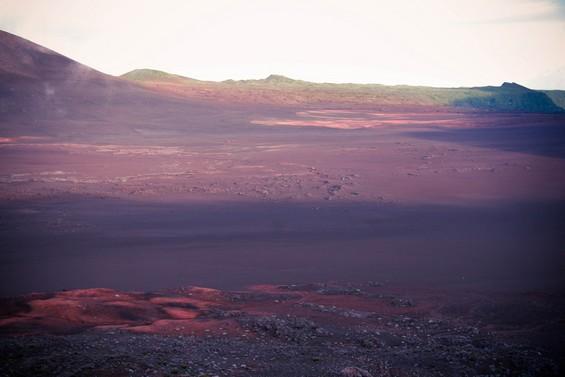 au coeur du désert lunaire