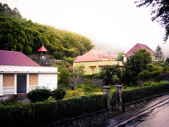 maisons réunionnaises