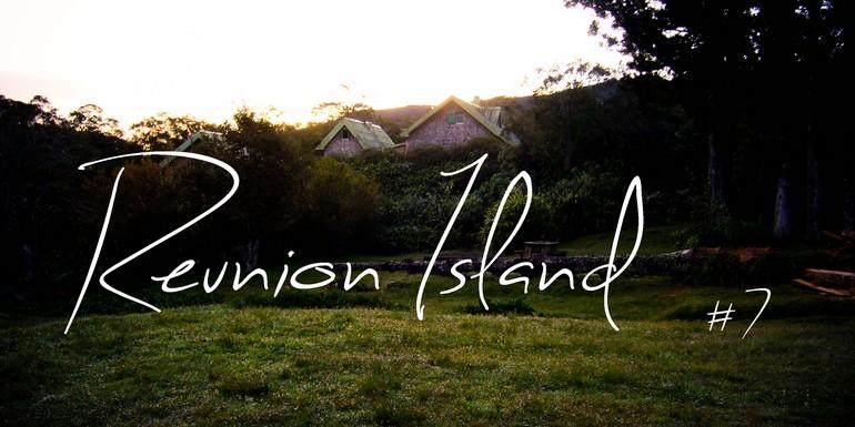 La Reunion, entre Cratères verdoyants, Terre volcanique et paysage Lunaire.