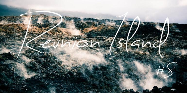 La Réunion, entre Hauteurs, Bord de mer et Roche volcanique encore fumante !