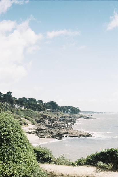 en Loire Atlantique du coté de Pornic