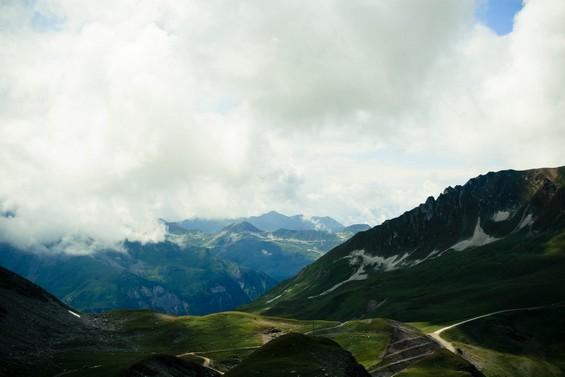 randonnée au coeur du parc de la Vanoise