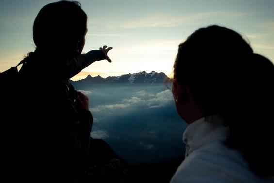 le Mont Blanc à porté de main <3