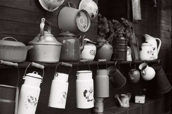Vaisselles anciennes