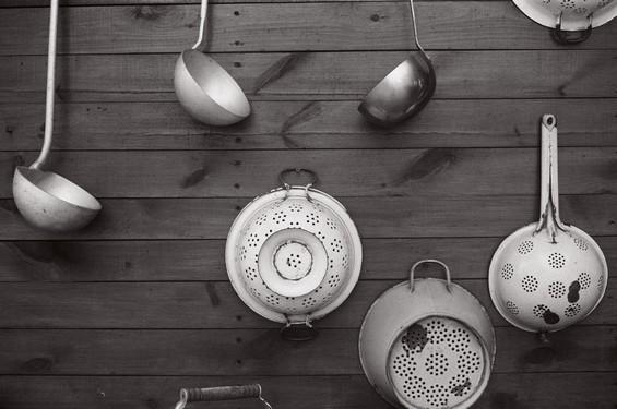 Ustensils de cuisine
