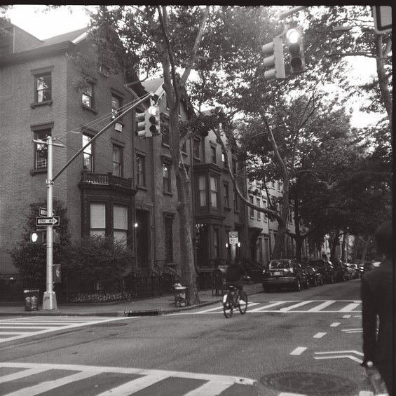 Fin de journée à Brooklyn