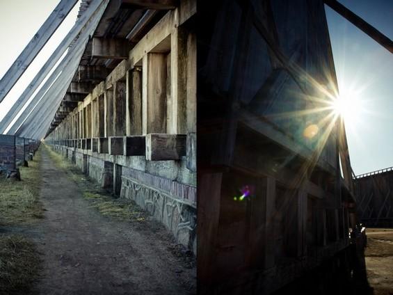 visite de la station thermale de Ciechocinek