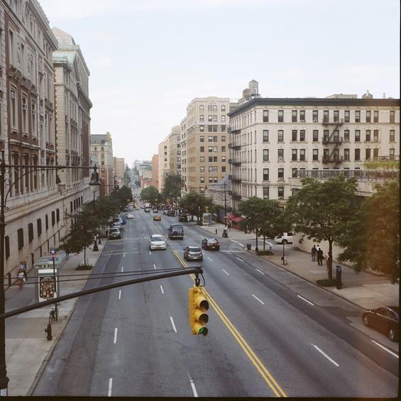 Du coté de Amsterdam Avenue