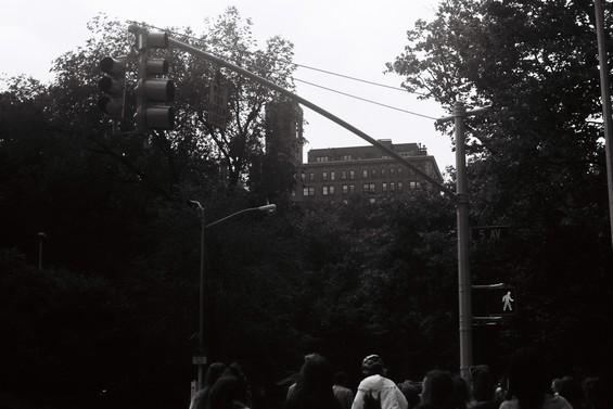 quand le jour décline sur Manhattan