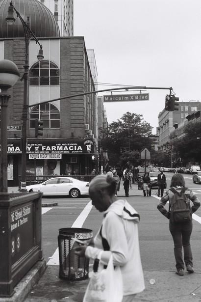 Malcom X boulevard