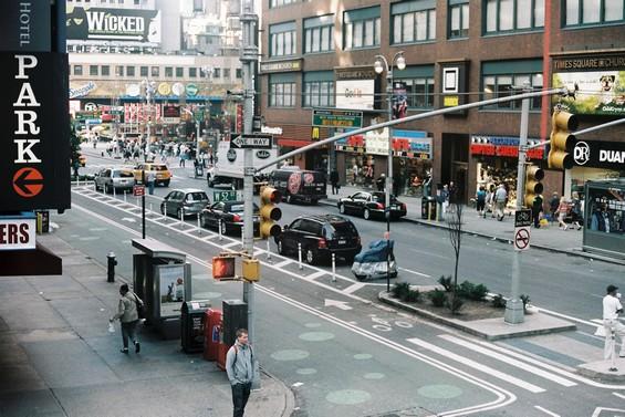 Du coté de Times Square
