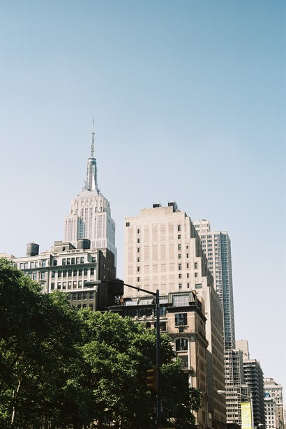 Les buildings de New-York City