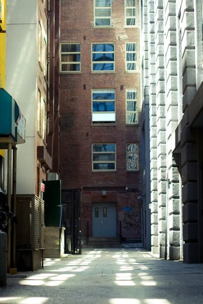 Les ruelles cachées de Manhattan