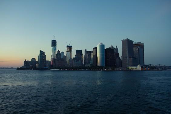 Prenons le large pour Staten Island