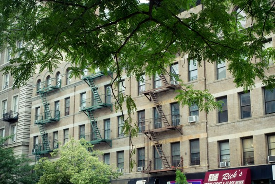 Les immeubles new-yorkais