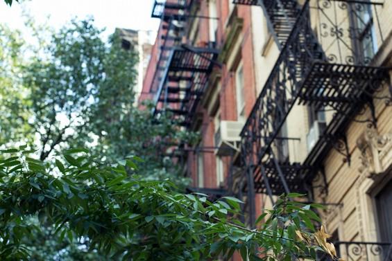 promenade au coeur de l'East Village