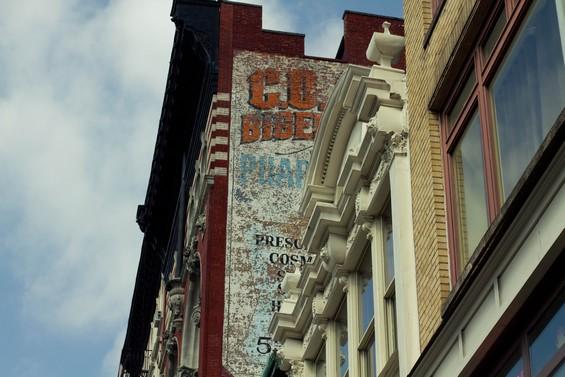 promenade a Greenwich Village