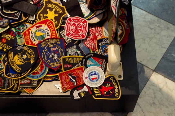 souvenirs d'insignes