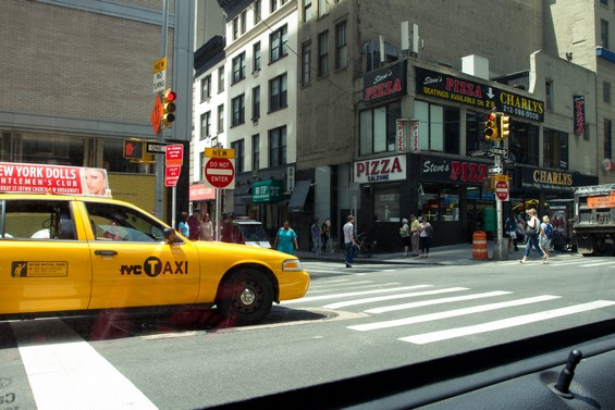 New-York et ses taxis