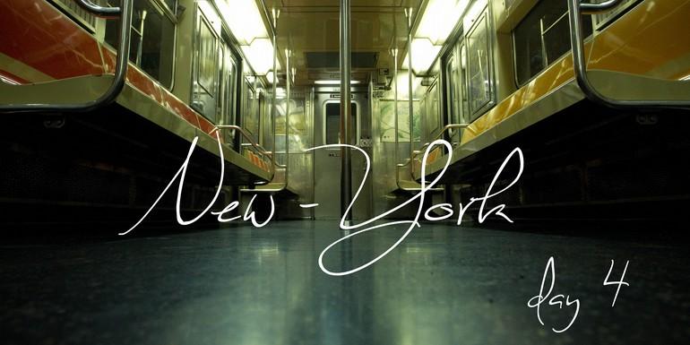 To New-York with…la chaleur de Harlem, l'exotisme du Village et la fraicheur des sommets. – #DayIV