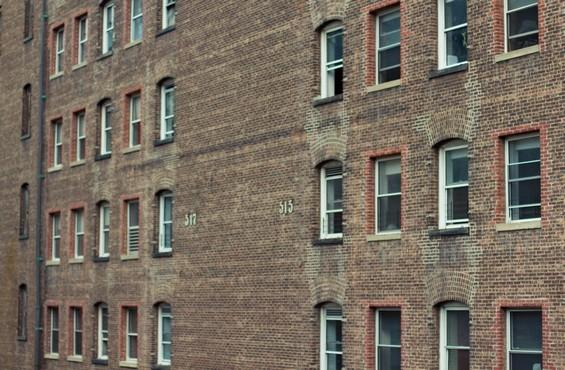 Facade d'immeuble