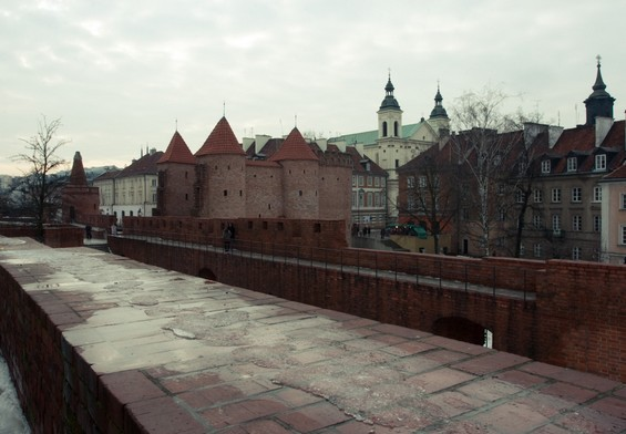 remparts de la vieille ville
