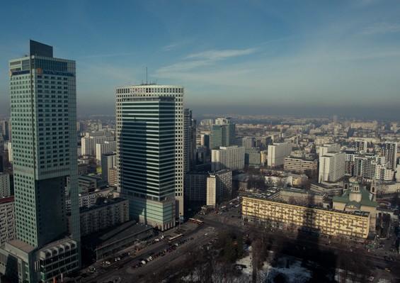 vue sur la ville