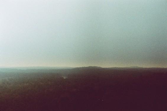voile sombre sur la Dune du Pilat