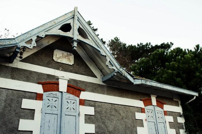 Le Cap Ferret, maison