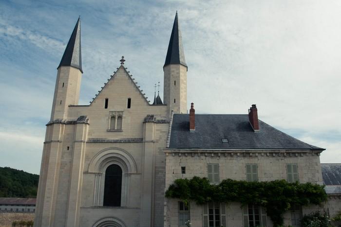Abbaye de Fontrevraud