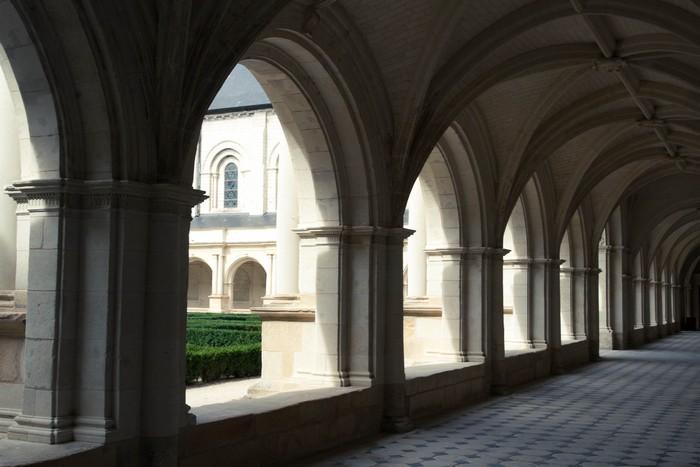 Abbaye de Fontevraud, le cloître