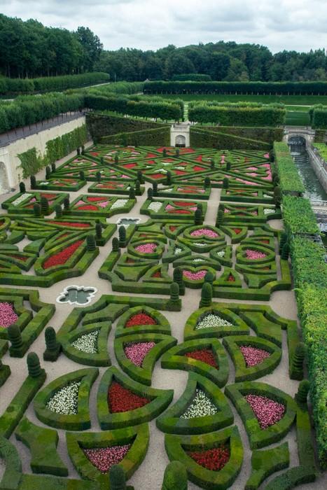 Villandry côté jardins