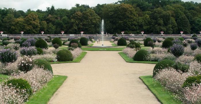 parc de Chenonceau