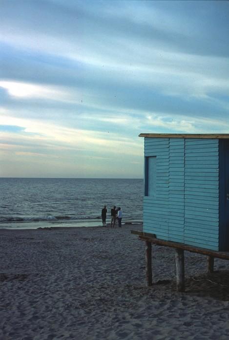 bord de mer, Łeba